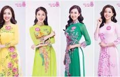 Điểm mặt 25 thí sinh đại diện phía Bắc lọt vào chung kết toàn quốc Hoa hậu Việt Nam 2018