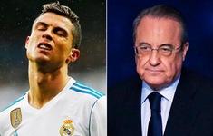 """Ibrahimovic """"vỗ thẳng mặt"""" chủ tịch Real bằng phát ngôn cực sốc"""