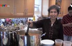 Quán bún bò từ thiện của người Việt tại Canada