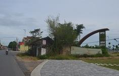 Sẽ cưỡng chế thu hồi đất cho dự án VSIP Nghệ An
