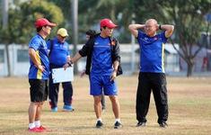 Phóng viên Thể Thao VTV tác nghiệp tại ASIAD 2018: Những vấn đề xung quanh sân tập của ĐT Olympic Việt Nam