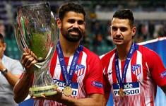 """""""Quái thú"""" Diego Costa lập kỷ lục trong ngày Atletico """"làm gỏi"""" Real Madrid"""