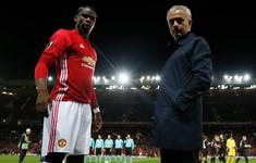 """""""Biến lớn"""" tại Man Utd, Mourinho cảnh báo Pogba"""