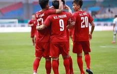 ĐT Olympic Việt Nam nắm lợi thế trước Nhật Bản trong trận tranh nhất nhì bảng