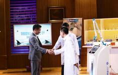 """Shark Tank Việt Nam - Tập 7: Siêu phẩm ngành y nhận đầu tư """"khủng"""" 17 tỷ đồng"""