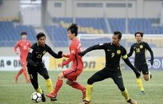 Kết quả ngày thi đấu 17/8 bóng đá nam ASIAD 2018: Hàn Quốc thua sốc Malaysia, Indonesia thắp sáng hi vọng
