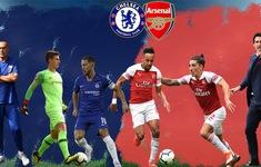 Lịch trực tiếp bóng đá Ngoại hạng Anh vòng 2: Sôi động cùng derby Chelsea - Arsenal