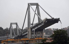 Còn hàng chục người bị chôn vùi trong vụ sập cầu cạn tại Italy