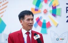 """Trưởng đoàn thể thao Việt Nam, Trần Đức Phấn: """"BTC ASIAD 2018 đón tiếp nồng nhiệt, thân thiện và thể hiện tình đoàn kết hữu nghị"""