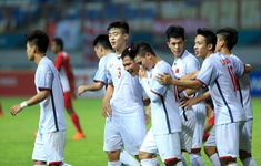 ẢNH: ĐT Olympic Việt Nam thắng nhẹ Olympic Nepal, sớm giành quyền vào vòng 1/8