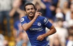 TRỰC TIẾP NGOẠI HẠNG ANH, Chelsea 1-0 Arsenal: Pedro mở tỉ số trận đấu