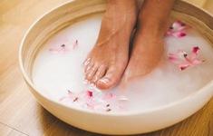 Các biện pháp khắc phục mùi hôi chân rất dễ dàng