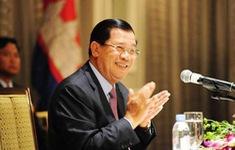 Việt Nam chúc mừng Thủ tướng Campuchia được tái bổ nhiệm