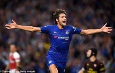 Vòng 2 Ngoại hạng Anh, Chelsea 3-2 Arsenal: Trận derby London đầy kịch tính