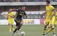 VIDEO tổng hợp diễn biến Chievo 2-3 Juventus