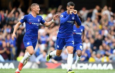 Kết quả bóng đá sáng 19/8: Chelsea 3-2 Arsenal, Chievo 2-3 Juventus