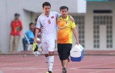 ASIAD 2018: Tiền vệ Hùng Dũng sớm chia tay Olympic Việt Nam vì chấn thương