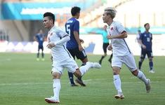 Đội bóng nào sẽ là đối thủ của ĐT Olympic Việt Nam ở vòng 1/8?