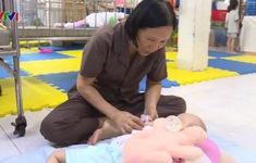 Thiện tâm ở ngôi chùa chăm sóc trẻ mồ côi, khuyết tật