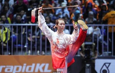 TRỰC TIẾP ASIAD 2018 ngày thi đấu 20/8: Chờ HCV từ môn Wushu