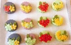 Độc đáo sản phẩm bánh trung thu handmade tại TP.HCM