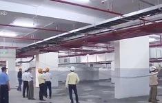 Chủ đầu tư bắt đầu nghiệm thu chung cư Carina
