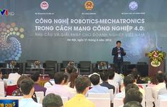 Ứng dụng robotics cho doanh nghiệp Việt trong cuộc cách mạng 4.0