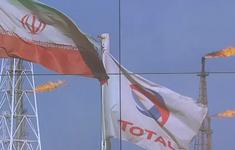 Hãng dầu khí Total (Pháp) rút đầu tư tại Iran do cấm vận