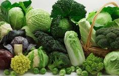 Rau chứa protein AhR giúp ngừa ung thư đại tràng