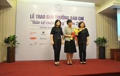 Công bố Giải thưởng Báo chí ngành Bảo hiểm