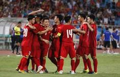 Việt Nam từng thắng cách biệt Bahrain ngay tại ASIAD