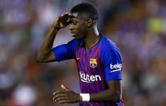 """Barca lại """"đau đầu"""" vì sao vô kỷ luật"""