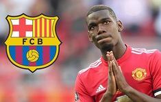 Tin mừng cho Man Utd: Barca khẳng định không quan tâm Pogba