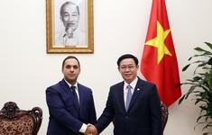 Mở rộng hợp tác kinh tế Việt Nam - Bulgaria