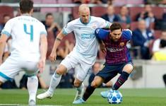 Kết quả lượt trận vòng bảng Champions League tối 18, rạng sáng 19/9: Barcelona 4-0 PSV Eindhoven, Liverpool 3-2 PSG
