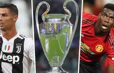 Lịch trực tiếp bóng đá Champions League hôm nay (19/9): Real Madrid, Man Utd, Juventus xuất trận