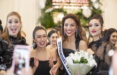 Chủ tịch Miss Earth tới Việt Nam tìm ứng viên dự thi Hoa hậu Trái đất 2018