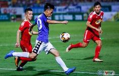 TRỰC TIẾP BÓNG ĐÁ, Hoàng Anh Gia Lai 3-4 CLB Hà Nội: Việt Hưng ghi bàn rút ngắn tỉ số