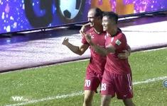 TRỰC TIẾP BÓNG ĐÁ, CLB TP Hồ Chí Minh 4-0 CLB Sài Gòn: Phi Sơn lập công trên chấm phạt đền
