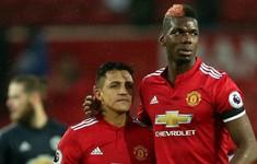 Pogba tiết lộ lý do Sanchez chơi dở tệ trong màu áo Man Utd