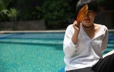 """Nguyên Hà - Nàng thơ """"xinh, trầm, ngoan"""" của nhạc sĩ Quốc Bảo"""