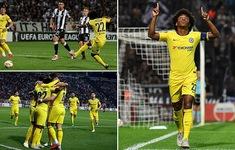 Kết quả bóng đá Europa League rạng sáng 21/9: Arsenal cùng Chelsea giành trọn 3 điểm