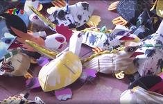 Ký ức tuổi thơ với đồ chơi dân gian