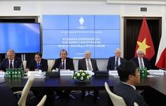 Quan hệ hữu nghị và hợp tác truyền thống Việt Nam - Ba Lan đang phát triển tích cực