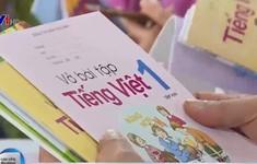 Nhiều băn khoăn về việc sử dụng sách giáo khoa gây lãng phí