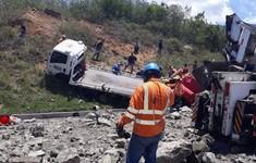 Colombia: Tai nạn giao thông nghiêm trọng, hơn 20 người thương vong
