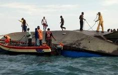 Lật phà ở Tanzania, hơn 40 người thiệt mạng