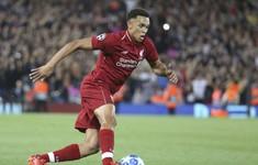 Liverpool không còn hậu vệ phải đích thực