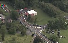 4 người thiệt mạng trong vụ xả súng ở bang Maryland, Mỹ