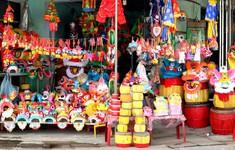 Đồ chơi truyền thống hút khách dịp Trung thu